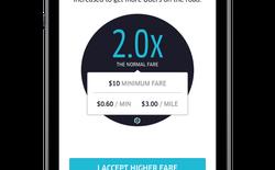 Uber hoàn lại một nửa tiền cước phí cho khách bị nhân giá 2 lần trở lên trong đợt lũ kỷ lục tại Sài Gòn