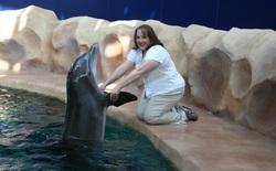 Câu chuyện sau chứng tỏ tại sao cá heo lại là loài vật thông minh thứ nhì thế giới