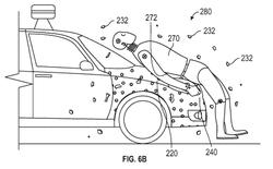 Google có bằng sáng chế mới giúp xe tự lái lỡ đâm người cũng khó mất mạng
