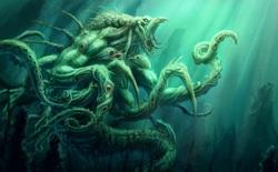 """Bằng Google Earth, một thanh niên đã phát hiện """"con quái vật Kraken"""" trong truyền thuyết"""