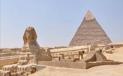 Hóa ra Kim tự tháp Ai Cập không cân xứng 2 bên như chúng ta tưởng