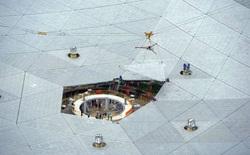 Trung Quốc hoàn thành kính thiên văn lớn nhất thế giới, to bằng 30 sân bóng đá