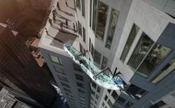 Cầu kính cao 300 mét ở Trung Quốc chưa là gì, người Mỹ mới làm thứ còn kinh hãi hơn nhiều