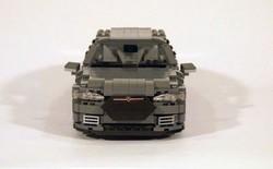Không đủ tiền mua Tesla Model S, bạn có thể xem xét phiên bản Lego của nó