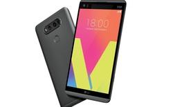 Cấu hình chi tiết smartphone LG V20 vừa ra mắt