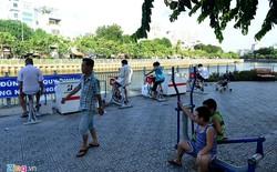 Máy tập thể dục lọc nước đầu tiên ở Sài Gòn