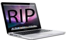 MacBook thế hệ mới đã đặt dấu chấm hết cho kỷ nguyên nâng cấp và tự sửa chữa linh kiện của Apple