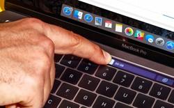 Chuyên gia video: Bàn phím và chuột đủ nhanh rồi, không cần Touch Bar trên MacBook Pro nữa