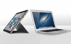 Cuộc chiến nảy lửa giữa Ultrabook nói chung và MacBook Air đã xảy ra, và lần này chiến thắng lại không mỉm cười với Apple