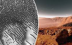 NASA lần đầu tiên giải mã thông điệp bí mật đến từ bề mặt Sao Hỏa