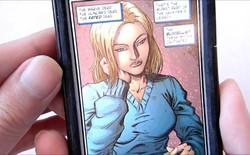 Google đã có cách giúp bạn đọc truyện tranh trên smartphone không thể dễ hơn