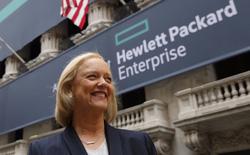 HP Enterprise thâu tóm đối thủ truyền kiếp với mức giá hời