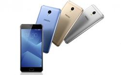 Meizu M5 Note ra mắt: giá chỉ từ 130 USD, cấu hình khá