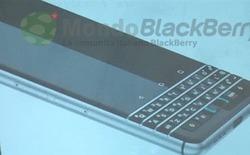 Cấu hình chi tiết bộ ba smartphone BlackBerry sắp ra mắt