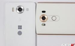 Microsoft Lumia 950 vs. LG V10 đọ camera: Ai là kẻ chiến thắng