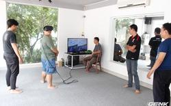 Quán cafe đầu tiên cho khách hàng trải nghiệm thực tế ảo có mặt ở Việt Nam