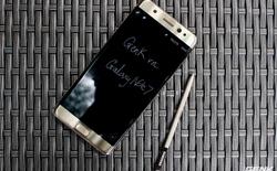 Trên tay Samsung Galaxy Note7: yêu từ cái nhìn đầu tiên