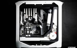 """Ngắm bộ máy tính mang tên """"Thái Cực Quyền"""" hài hòa 2 tông màu đen trắng"""