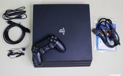 Cận cảnh máy chơi game Sony PlayStation 4 Pro đầu tiên tại Việt Nam: Sức mạnh hướng tới giải trí UltraHD và thực tế ảo
