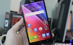 Smartphone trâu bò nhất của ASUS: pin 5.000 mAh, nắp lưng giả da, giá 4,5 triệu đồng