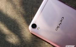 Oppo F1 Plus: camera selfie 16 chấm, có màu vàng hồng, giá từ 9,99 triệu