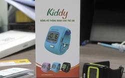 Đồng hồ thông minh Kiddy: chống nước, định vị, luôn bên con ở bất kỳ nơi đâu