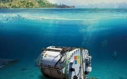 """Microsoft mới đề xuất nơi đặt trung tâm dữ liệu cực """"dị"""": Cho chúng xuống biển"""