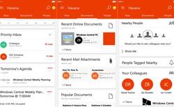 """Microsoft sẽ ra mắt Office Hub trên iOS, trước cả """"con đẻ"""" Windows 10 Mobile"""