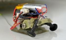 Hãy xem sức mạnh của mấy con robot chỉ nặng có 17 gram này, chúng khỏe hơn cả tê giác đấy