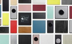 """Điện thoại """"xếp hình"""" của Google đã gần hoàn thiện, sắp có phiên bản cho nhà phát triển"""