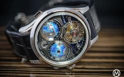 Tìm hiểu về Tourbillon trên những chiếc đồng hồ tiền tỷ, tinh hoa cơ khí của loài người