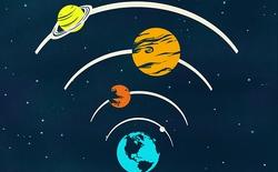 Cận cảnh dự án phủ sóng Internet lên toàn bộ Hệ Mặt Trời của NASA