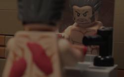 """Mời xem trailer phim bom tấn Logan phiên bản Lego hóa: nhạc rất hay, hành động hấp dẫn, nhưng tạo hình nhân vật thì hơi """"bựa"""""""