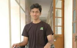 Sinh ra nghèo khó, rồi tai nạn mất cả 2 chân nhưng chàng trai này lại đang là kỹ sư xuất sắc của Google