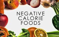 Có những loại thực phẩm càng ăn càng giảm cân?