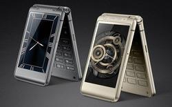 Samsung ra mắt điện thoại nắp gập Veyron với cấu hình sánh ngang Galaxy Note7