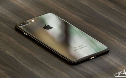 Ngắm iPhone 7 màu đen bóng quyến rũ đầy bí ẩn