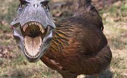 Các nhà khoa học tái tạo phôi thai khủng long từ DNA của gà
