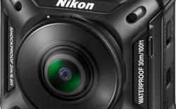 Nikon tung video 4K 360 độ quay bằng camera hành trình KeyMission 360