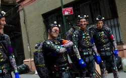 """Xem những cảnh này bạn sẽ chẳng còn nhận ra bốn nhân vật chính trong """"Ninja rùa"""" nữa"""