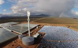 Trang trại đầu tiên trên thế giới hoạt động giữa hoang mạc, chỉ sử dụng năng lượng mặt trời và nước biển