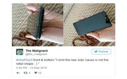 Lộ diện ảnh mới của OnePlus 3 với thiết kế thân kim loại