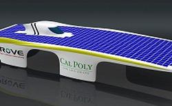Sinh viên Mỹ chế tạo chiếc xe nhanh nhất thế giới sử dụng năng lượng mặt trời