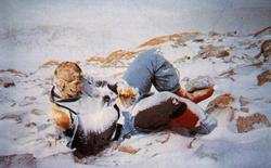 Vùng Tử thần trên đỉnh Everest, nơi sức khỏe con người trở thành vô nghĩa