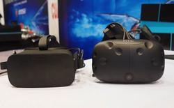 Đọ dáng 2 thủ lĩnh VR: Oculus Rift vs. HTC Vive ngay tại Việt Nam