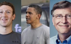 Mark Zuckerberg, Bill Gates hay Tổng thống Barack Obama, họ thường bắt đầu ngày mới như thế nào?