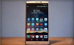 Lộ diện các thông tin đầu tiên về cấu hình của LG V20