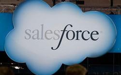 Chỉ bằng thương vụ 750 triệu USD, Salesforce đang đe dọa gã khổng lồ Microsoft