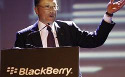 """BlackBerry bước sang kỷ nguyên mới """"đi kiện để kiếm tiền"""""""
