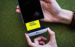 Đại diện LG bác bỏ thông tin dừng bán smartphone ở Việt Nam
